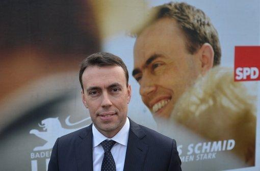 Schmid lehnt Diskussion mit AfD weiter ab