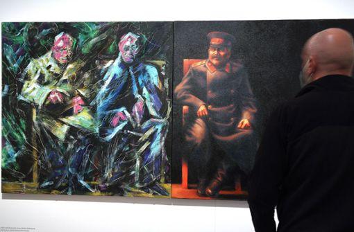 Brisante Ausstellung über die Documenta