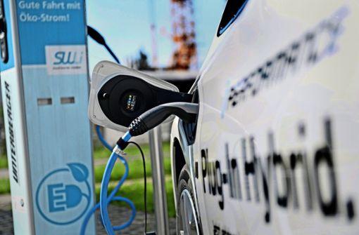 Hybridautos sollen umweltfreundlicher werden