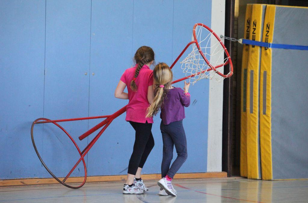 Wer gerne Sport treibt, hat es in Stuttgart  schwer. Etliche Hallen sind sanierungsbedürftig. Foto: /Patricia Sigerist