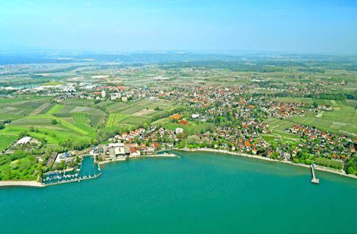 Wem gehört der Bodensee?
