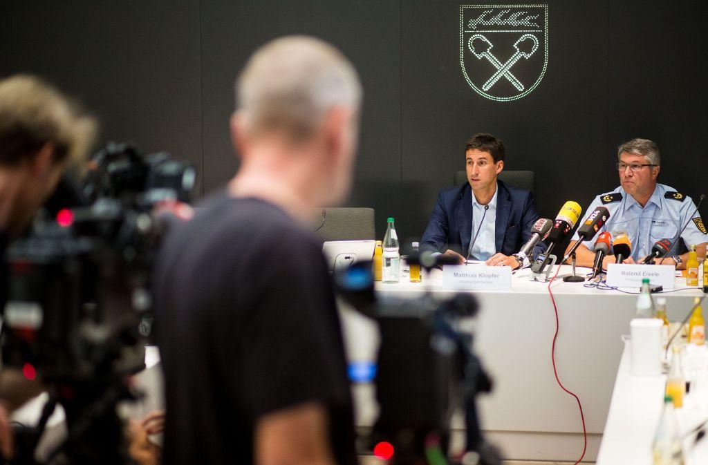Schorndorf hat nach den Vorfällen vom 15. Juli tagelang im Fokus der medialen Berichterstattung gestanden. Foto: dpa