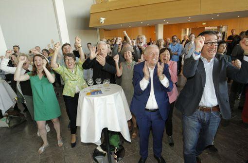 Grüne wollen mehr Bürgermeister stellen