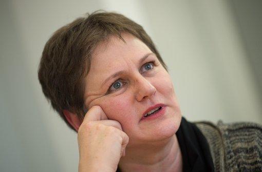Leni Breymaier will die Führung übernehmen