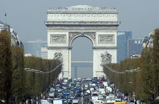 Paris führt Tempo 30 ein