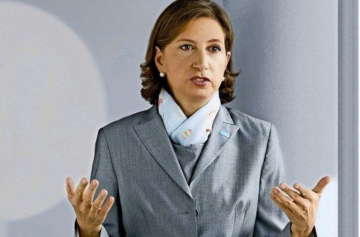 Die BASF-Managerin Margret Suckale könnte die  erste  BDA-Präsidentin werden. Foto:BASF Foto: