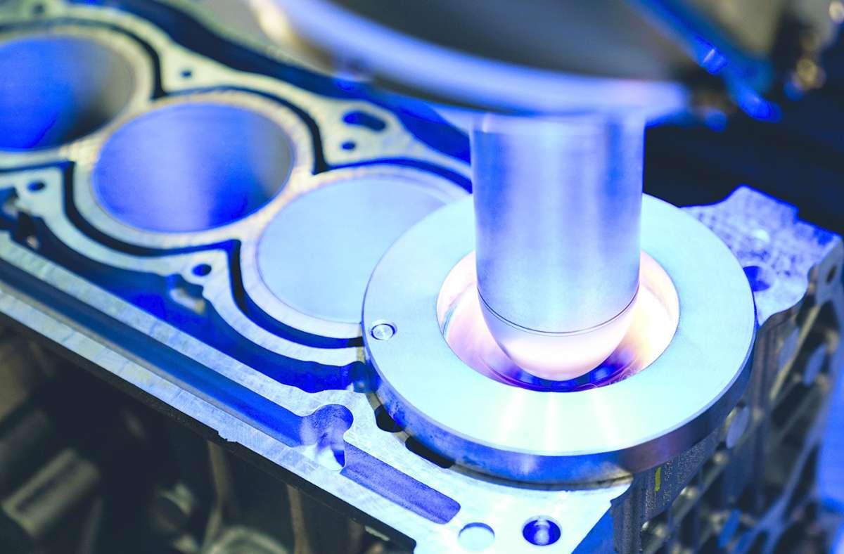 Gehring setzt auf Laser-und Hontechnologie. Der Maschinenbauer wird durch eine Übernahme aus der Insolvenz gerettet. Foto: Gehring