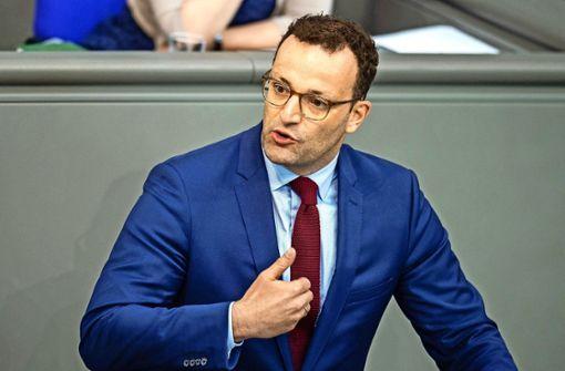 Jens Spahn kandidiert nicht für CDU-Vorsitz – Armin Laschet schon