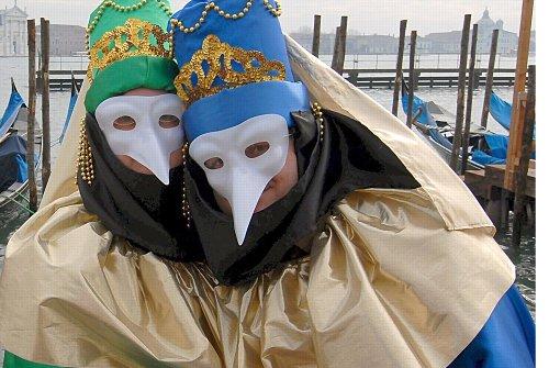 Fotowettbewerb  zur Venezianischen Messe