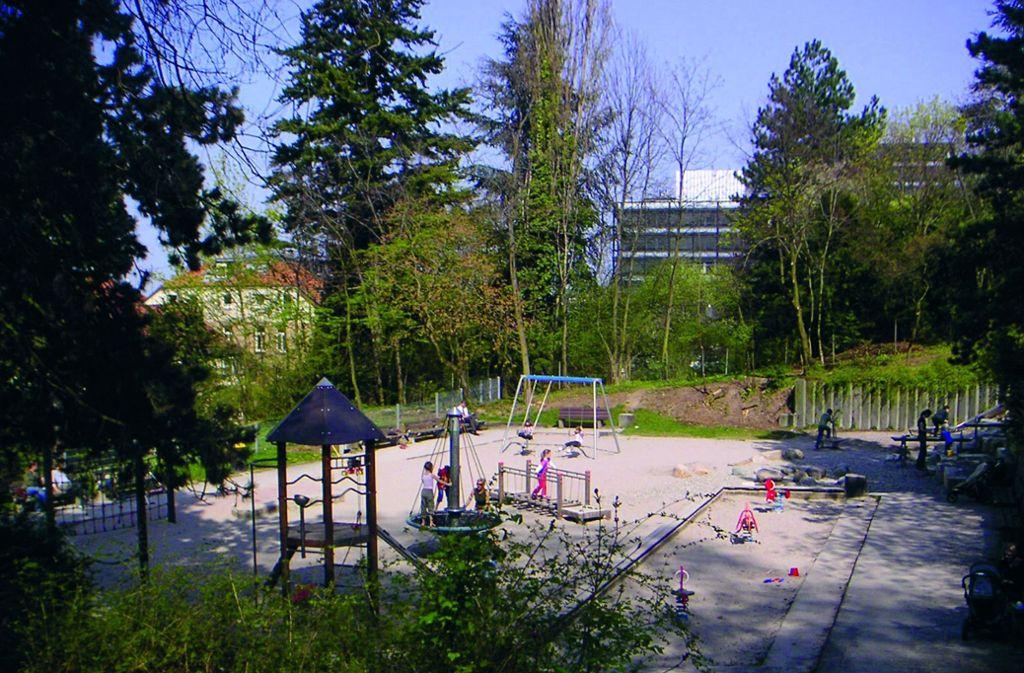 Spielplätze Stuttgart
