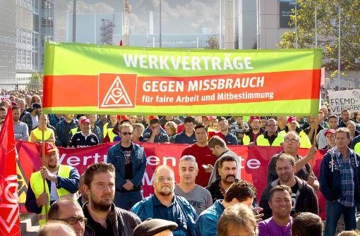 Ex-Mitarbeiter wollen zurück zu Daimler