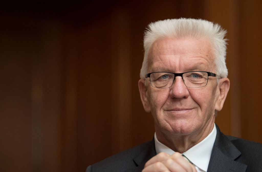 Kretschmann will Fahrverbote in Stuttgart verhindern. Foto: dpa