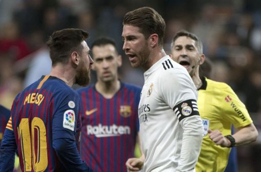 Steht Ramos kurz vor dem Rauswurf bei Real?