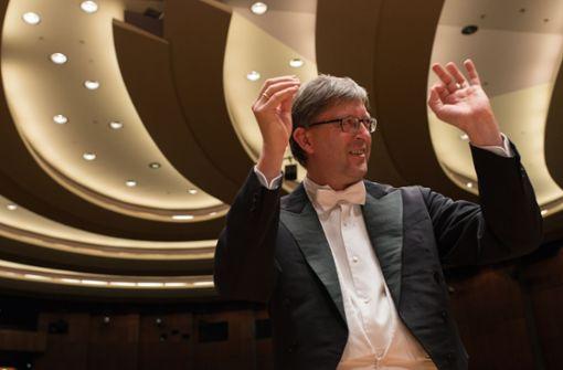 Jubel bei der Bachakademie