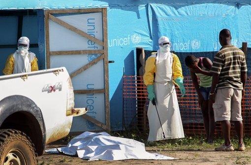 Ebola-Spezialist aus Sierra Leone ist tot