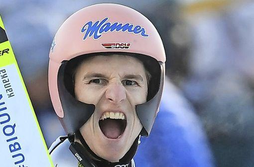 Skispringer Karl Geiger pfeift auf Geschlechterklischees