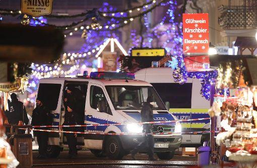 Mehr Polizeistreifen sollen für Sicherheit sorgen