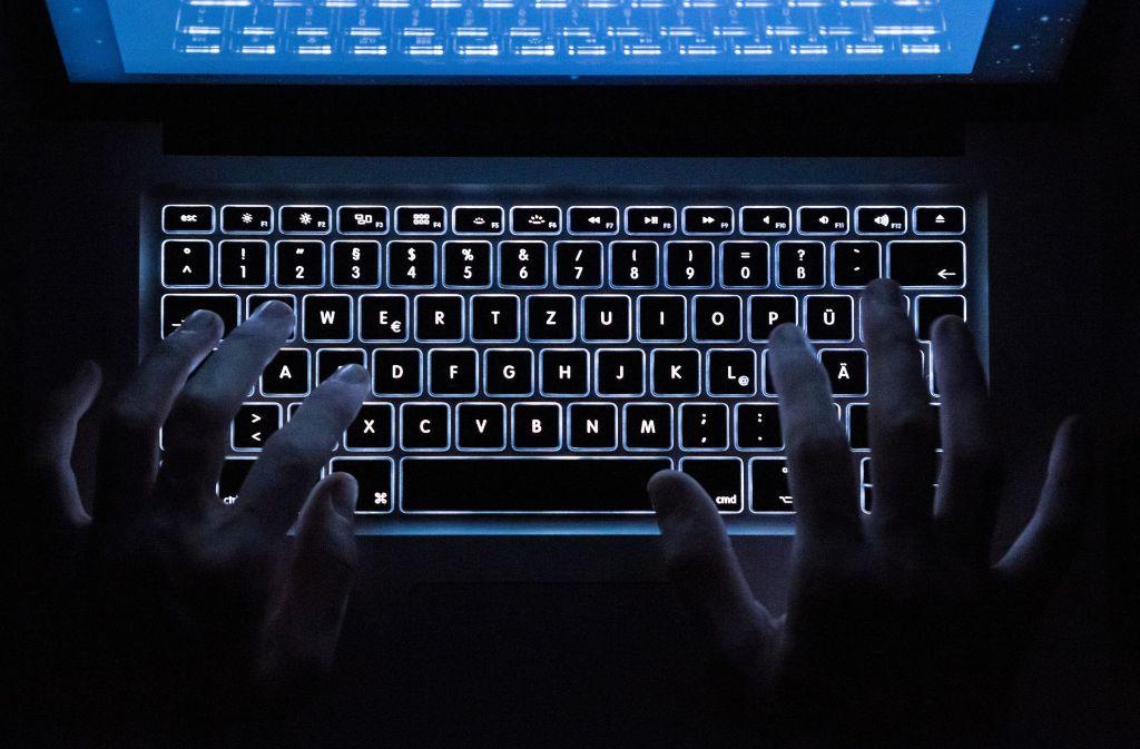 Die Plattform befand sich im verborgenen Teil des Internet, im Darknet Foto: dpa