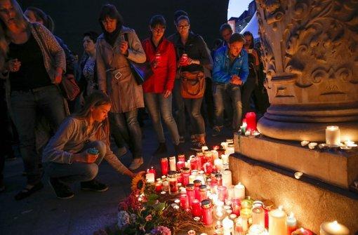 In Graz herrscht Trauer und Entsetzen