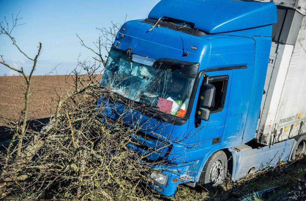 Der Schaden beträgt etwa 50.000 Euro. Foto: SDMG