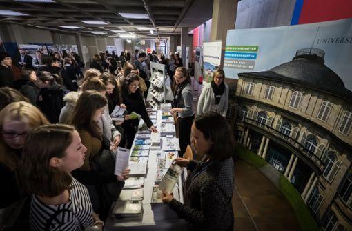 Nur digital – Schüler schauen sich nach Hochschulen um