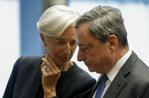 Mario Draghis schweres Erbe