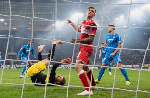 Saisonziel des VfB Stuttgart heißt nun Klassenverbleib