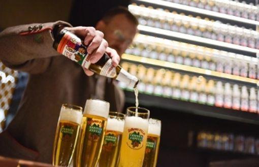 Rothaus eröffnet sein Restaurant im Gerber