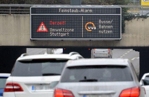 Mehrheit der Bürger befürwortet Diesel-Fahrverbote