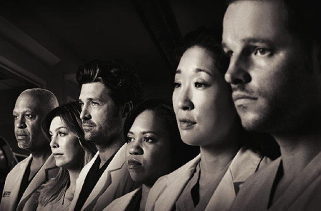 Was die einzelnen Seriencharaktere von Greys Anatomy in Staffel Sieben erwartet, erfahren Sie in unserer Bildergalerie! Foto: ABC Studios