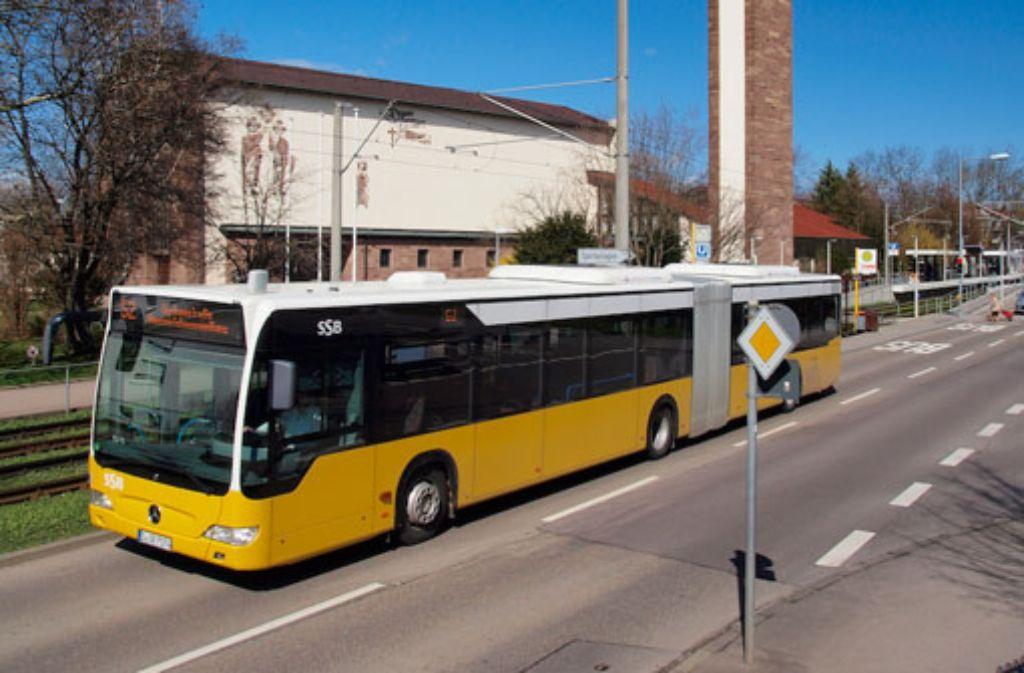 Nach einem Wasserrohrbruch in Waiblingen kommt es im Busverkehr derzeit zu Beeinträchtigungen (Symbolbild). Foto: Leserfotograf burgholzkaefer
