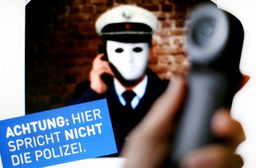 Polizei warnt aktuell vor Telefonbetrügern