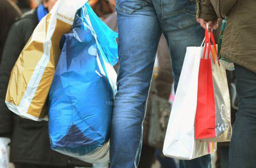 Deutsche verwenden weniger Plastiktüten