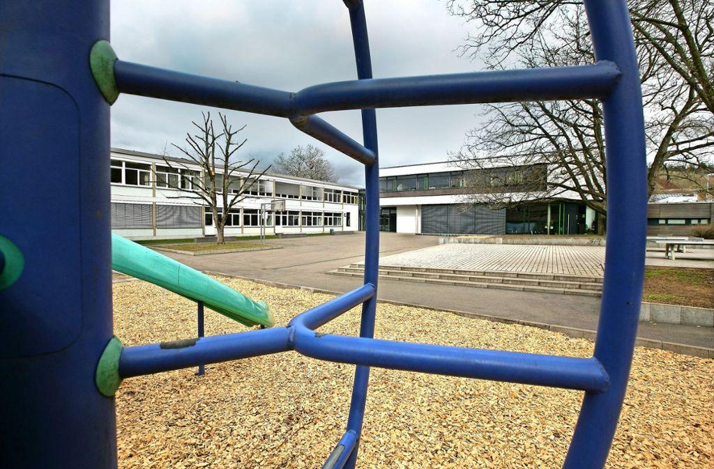 Noch  ist keine Entscheidung darüber gefallen, ob die neue  Adalbert-Stifter-Schule Gemeinschaftsschule  oder Realschule wird. Foto: Horst Rudel
