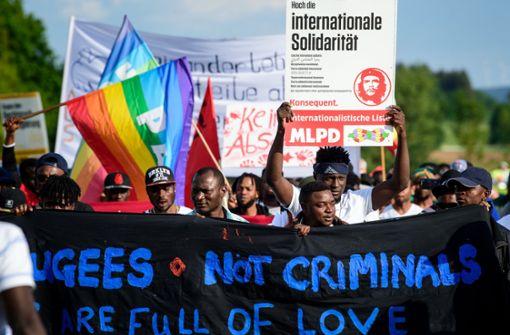 Warum Ellwangens  Flüchtlinge Italien fürchten