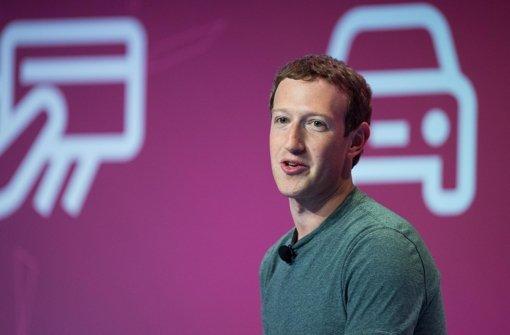 Facebook-Chef Mark Zuckerberg will weltweit Internet verfügbar machen – auch in armen Ländern. Doch sein Vorstoß ist umstritten. Foto: Getty