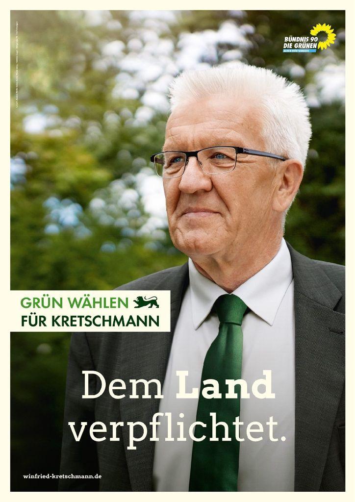 Die Spitzenkandidaten Vor Ihren Wahlplakaten Im Offentlichen Raum Sind Die Plakate Die Visitenkarte Der Bewerber Stuttgarter Zeitung