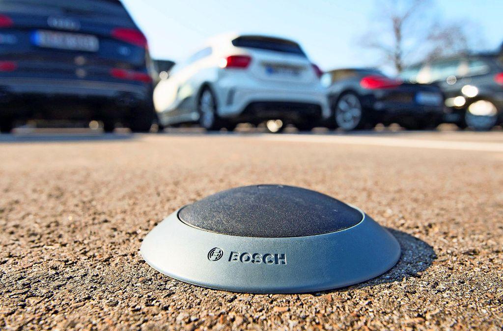 Von der Entwicklung überrollt: Bosch stoppt die  Sensorenproduktion. Foto: Bosch
