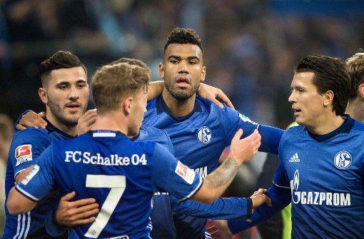Schalke baut gegen Darmstadt Erfolgsserie aus