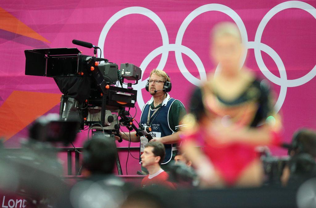 Die Olympischen Spiele finden ohne ARD und ZDF statt. Foto: dpa