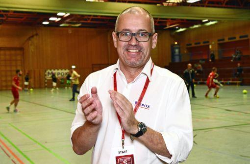 """""""Wolfinovic"""" brennt  nun für Futsal"""