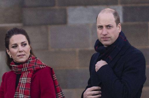 Prinz William: Sie sehen so viel Traurigkeit, Trauma und Tod