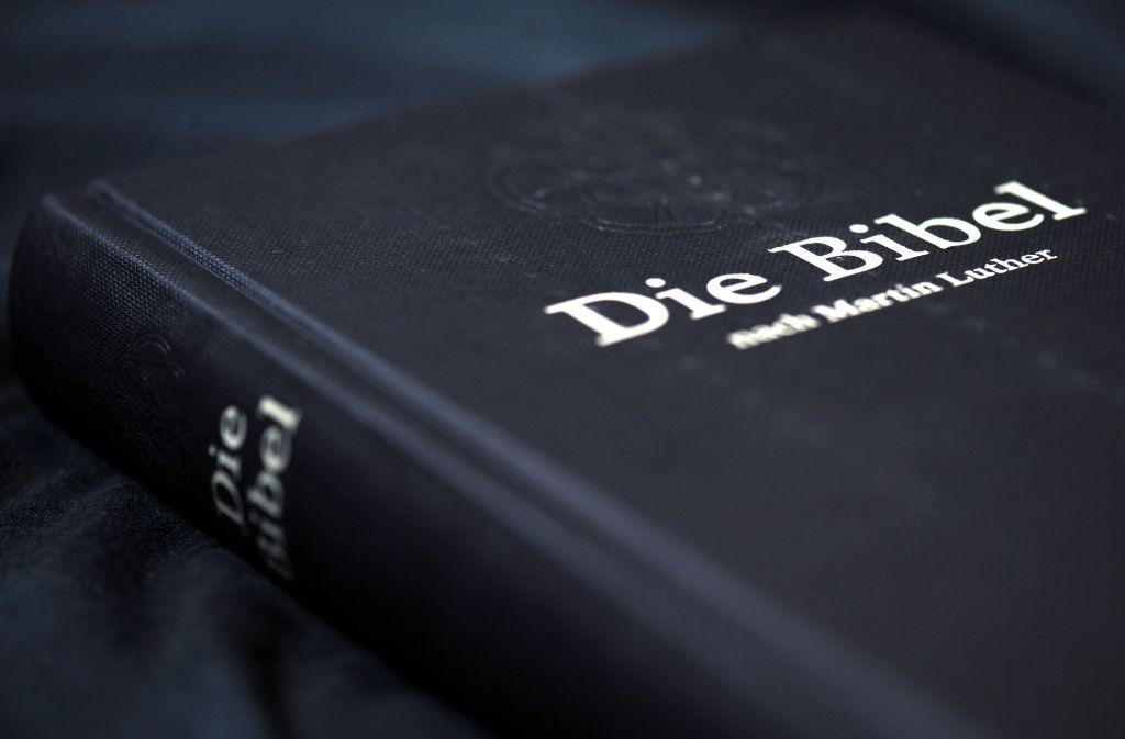 Im Reformationsjahr lässt sich die evangelische Gemeinde in Sillenbuch etwas einfallen: Einen ganz Tag soll das Neue Testament verlesen werden. Foto: dpa-Zentralbild