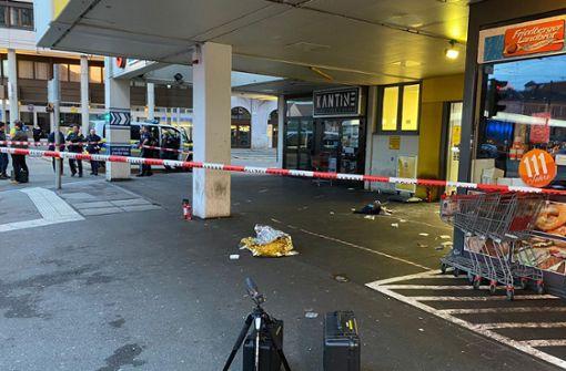 Polizist schießt mutmaßlichen 19-jährigen Ladendieb an