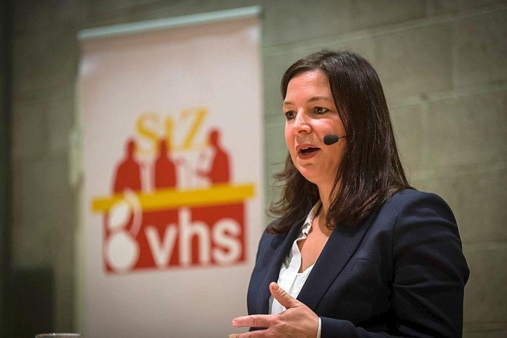 Katja Bauer ist eine von drei neuen Kolumnisten bei der StZ. Foto: Lichtgut/Achim Zweygarth