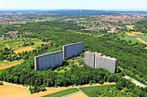 Aufzüge in den gigantischen Hochhäusern machen Probleme