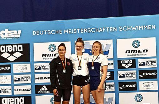 Vier Silbermedaillen für Kim Herkle