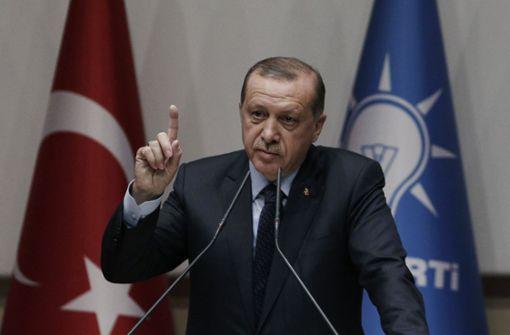 Türkei kritisiert Verbot von Wahlkampfauftritten
