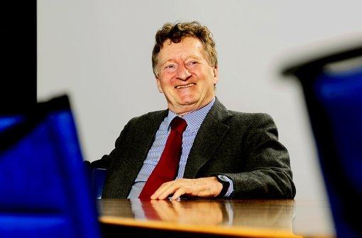 Der Verleger Michael Klett Foto: Klett-Verlag