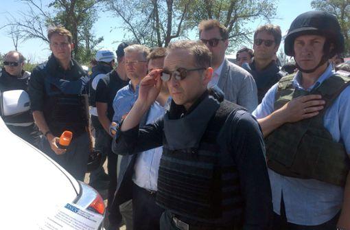 Neue Impulse im Ukraine-Konflikt